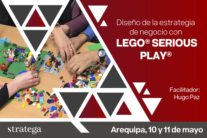 Taller: lego serious play