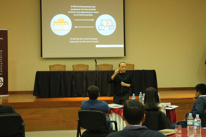 Taller Shopper Marketing - Cámara de Comercio de Arequipa